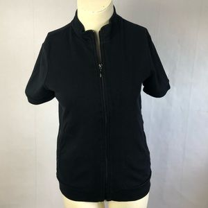 Northern Reflections Short Sleeve Zip Up